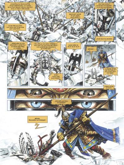 Page 5 Requiem tome 6 - édition 2017