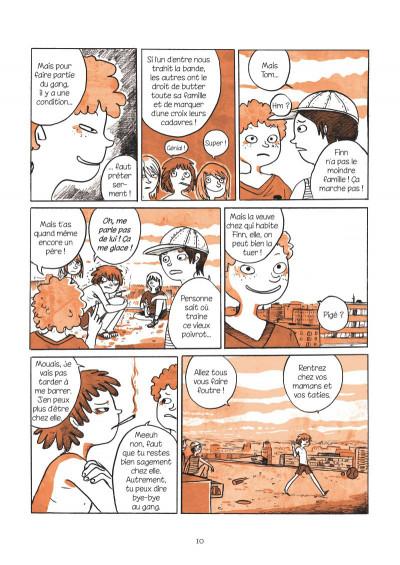 Page 4 Huck Finn