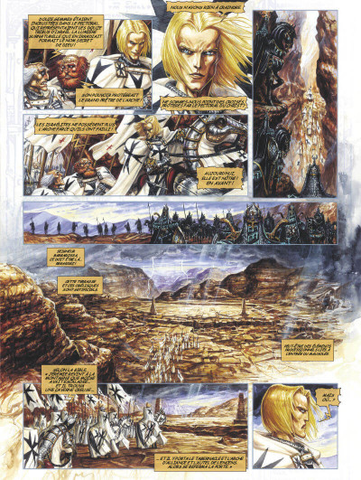 Page 2 Requiem tome 7 - édition 2018