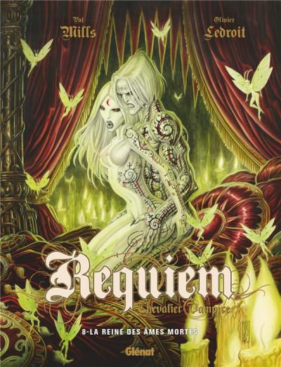 Couverture Requiem tome 8 - édition 2020
