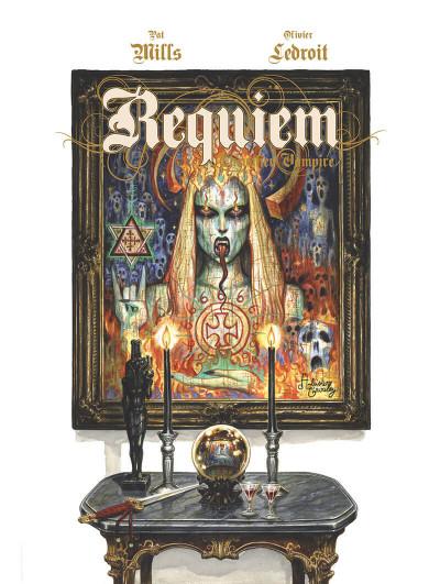 Page 4 Requiem tome 8 - édition 2020
