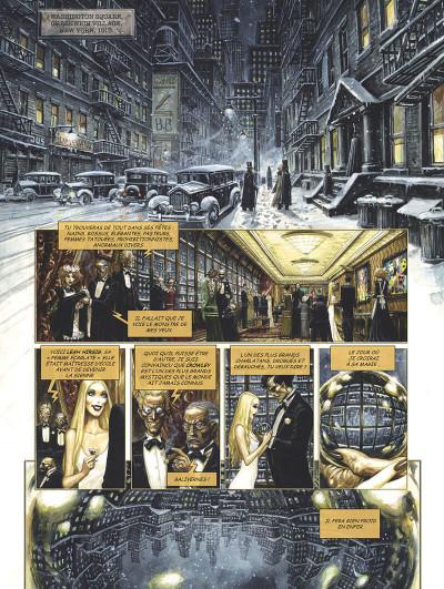 Page 5 Requiem tome 8 - édition 2020