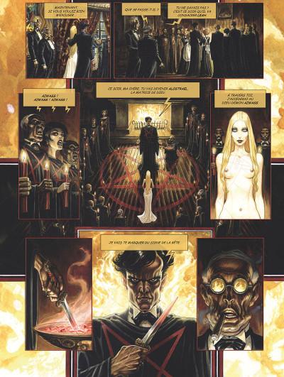 Page 7 Requiem tome 8 - édition 2020
