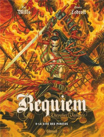 Couverture Requiem tome 9