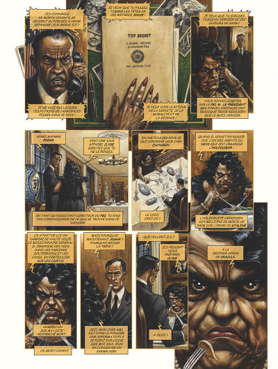Page 6 Requiem tome 9