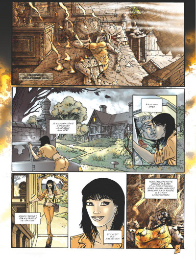 Page 1 Claudia tome 1