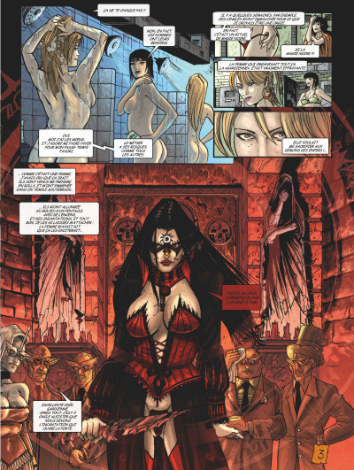 Page 1 Claudia tome 2