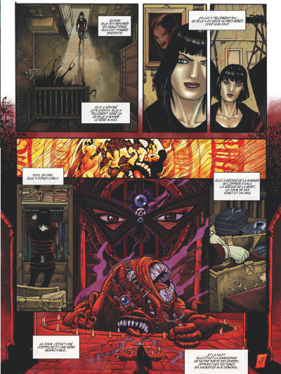 Page 1 Claudia tome 3 - opium rouge