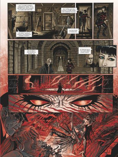 Page 2 Claudia tome 4 - La marque de la bête