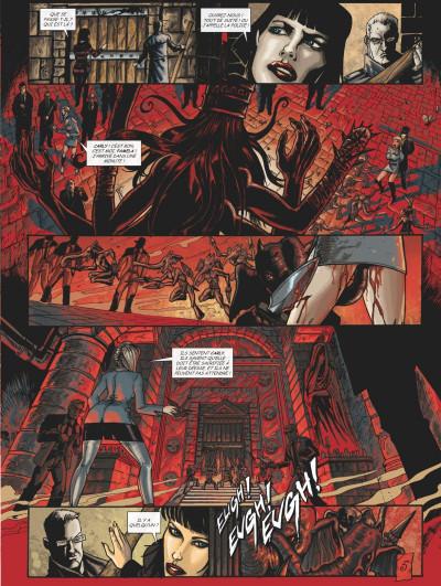 Page 4 Claudia tome 4 - La marque de la bête