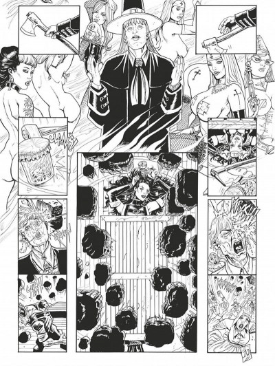Page 0 Claudia tome 5
