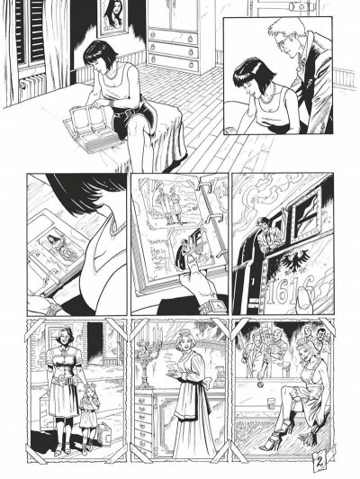 Page 2 Claudia tome 5