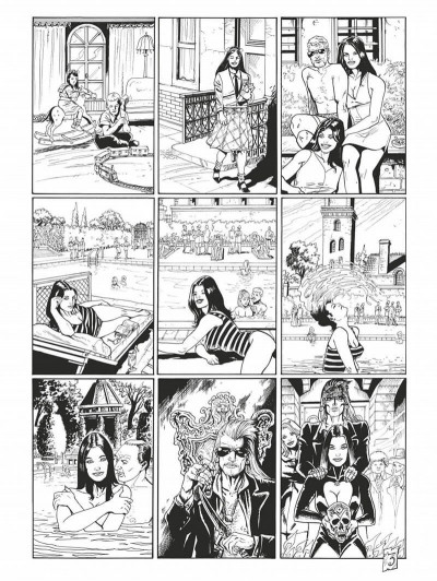 Page 3 Claudia tome 5