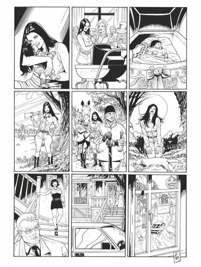 Page 6 Claudia tome 5
