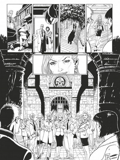 Page 7 Claudia tome 5