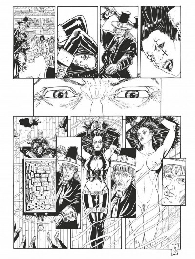 Page 9 Claudia tome 5