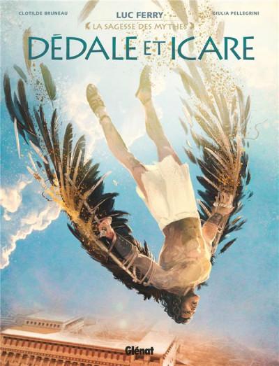 Couverture Dédale et Icare
