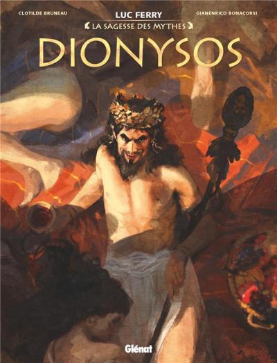 Couverture Dionysos
