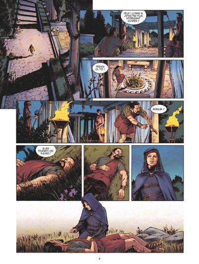 Page 9 Éros et Psyché