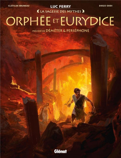 Couverture Orphée et Eurydice - Précédé de Déméter & Perséphone