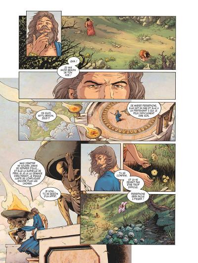 Page 7 Orphée et Eurydice - Précédé de Déméter & Perséphone
