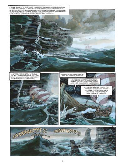 Page 1 Les grandes batailles navales - Stamford bridge