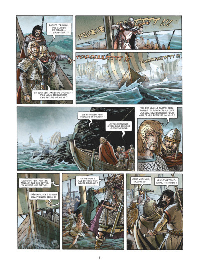 Page 2 Les grandes batailles navales - Stamford bridge