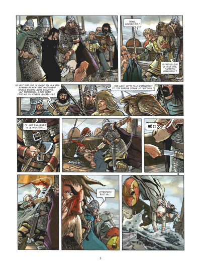 Page 3 Les grandes batailles navales - Stamford bridge