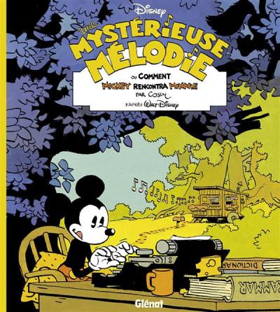 Couverture Mickey - Une mystérieuse mélodie