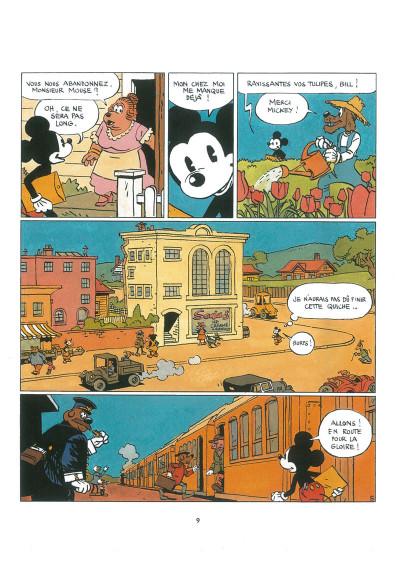 Page 3 Mickey - Une mystérieuse mélodie