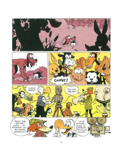 Page 4 Mickey - Une mystérieuse mélodie