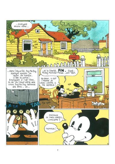 Page 5 Mickey - Une mystérieuse mélodie