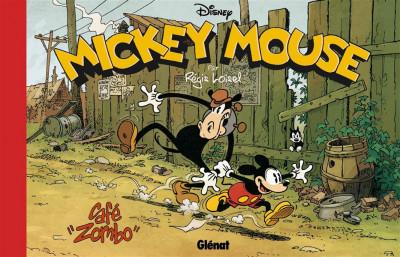 Couverture Mickey Mouse - Café Zombo