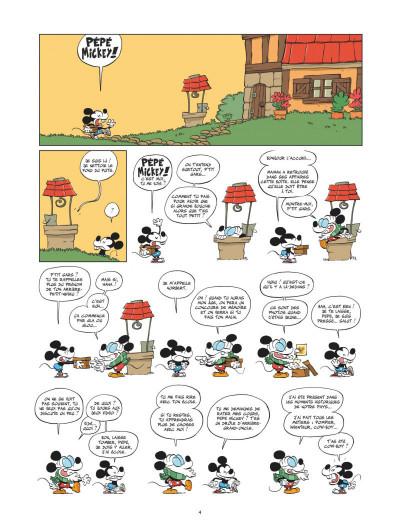 Page 1 La jeunesse de mickey