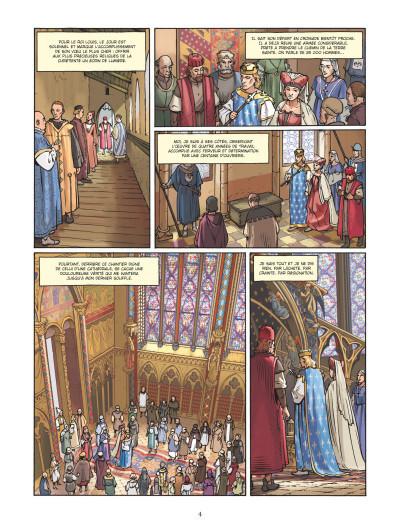 Page 2 L'architecte du palais - Le mystère de la Sainte-Chapelle