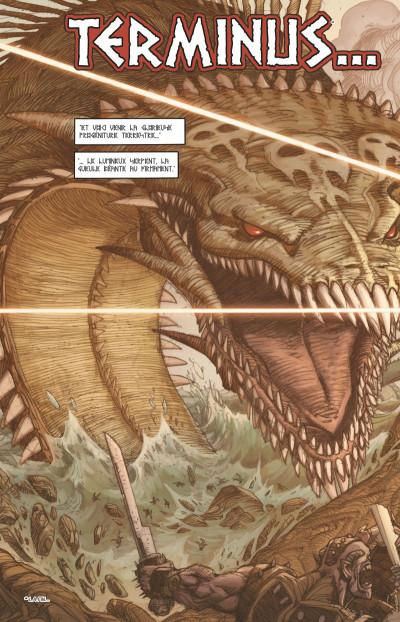 Page 2 Ragnarok tome 1
