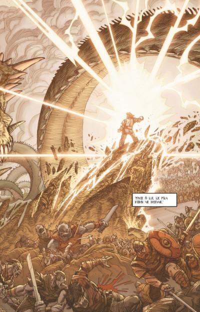 Page 3 Ragnarok tome 1