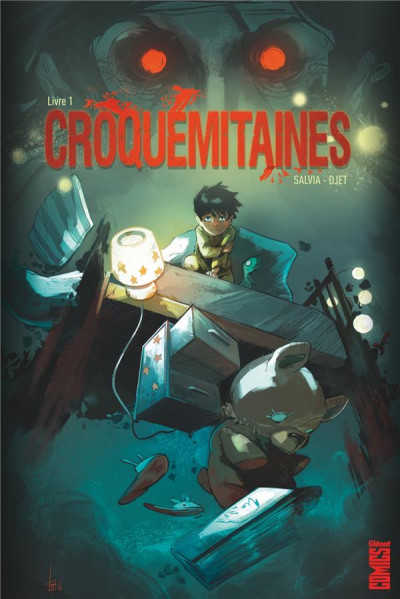 Couverture Croquemitaines tome 1