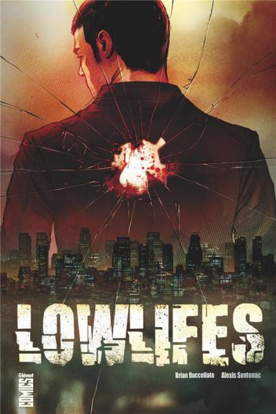 Couverture Lowlifes - vendetta personnelle