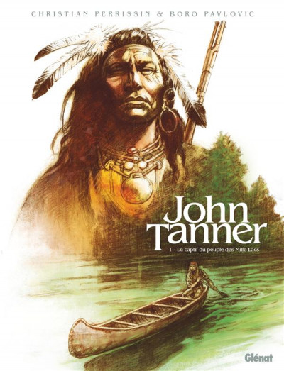 Couverture John Tanner tome 1