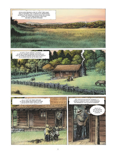 Page 4 John Tanner tome 1