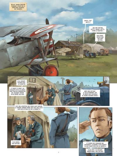 Page 1 Faucheurs de vent tome 1