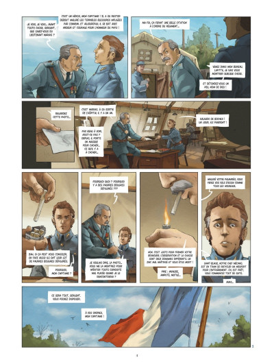 Page 2 Faucheurs de vent tome 1