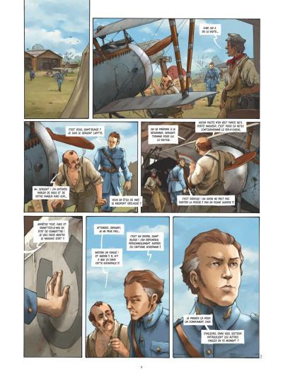 Page 3 Faucheurs de vent tome 1