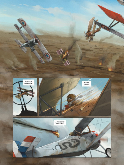 Page 4 Faucheurs de vent tome 1