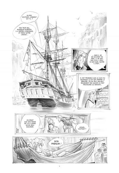 Page 3 Le port des marins perdus