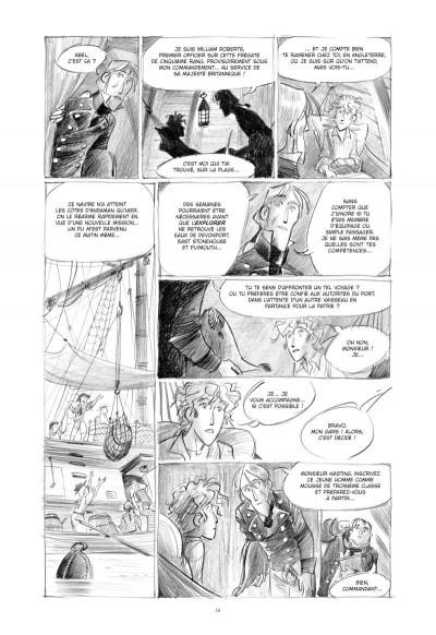 Page 4 Le port des marins perdus