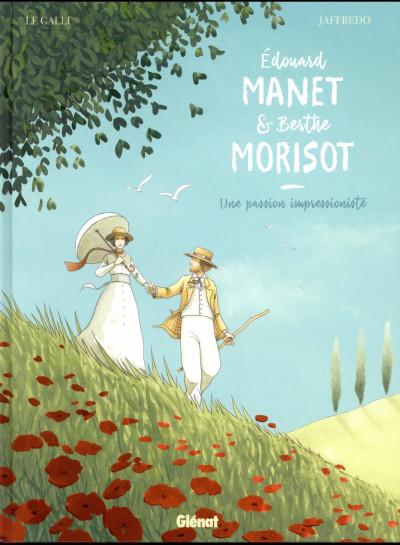 Couverture Edouard Manet et Berthe Morisot