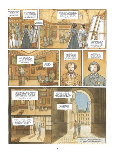 Page 3 Edouard Manet et Berthe Morisot