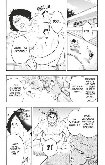 Page 9 Hinomaru sumo tome 3